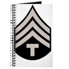 Army-WWII-T4-Khaki Journal
