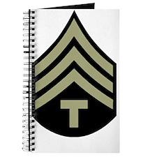 Army-WWII-T4 Journal