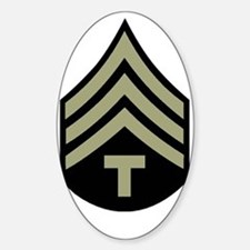 Army-WWII-T4 Decal