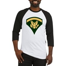 Army-SP5-Green-Four-Inches Baseball Jersey