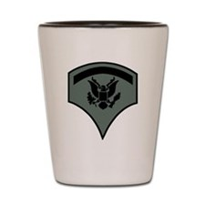 Army-SP5-Subdued-Green Shot Glass