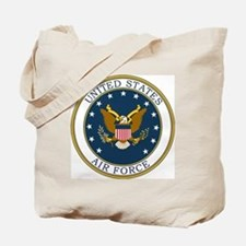 USAF-Patch-3 Tote Bag