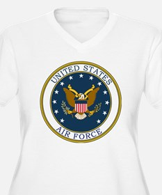 USAF-Patch-3 T-Shirt