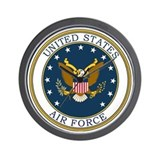 Air force Wall Clocks