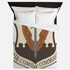 USAF-ACC-Shield-Desert Queen Duvet