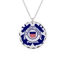 USCG-Logo-Without-Date Necklace