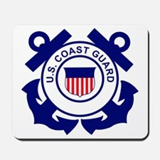 USCG-Logo-Without-Date Mousepad