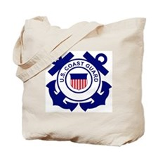 USCG-Logo-Without-Date Tote Bag