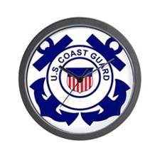 USCG-Logo-Without-Date Wall Clock
