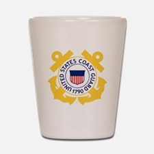 USCG-Emblem Shot Glass
