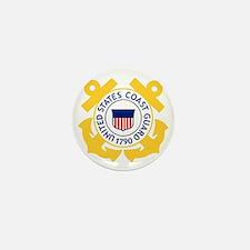 USCG-Emblem Mini Button