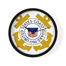 USCG-Emblem Wall Clock