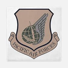 USAF-PAF-Shield-ABU Queen Duvet