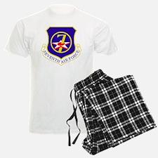 USAF-7th-AF-Shield Pajamas