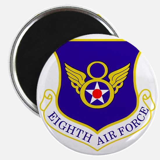 USAF-8th-AF-Shield-Bonnie Magnet