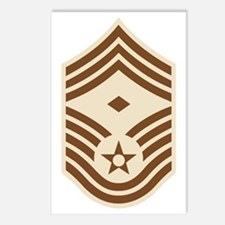 USAF-First-CMSgt-Desert Postcards (Package of 8)