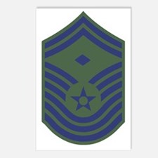 USAF-First-CMSgt-Old-Gree Postcards (Package of 8)