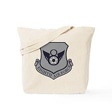 USAF-8th-AF-Shield-Subdued-ABU Tote Bag