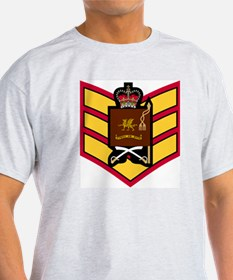 British-Army-Welsh-Guards-CSGT-Cerem T-Shirt