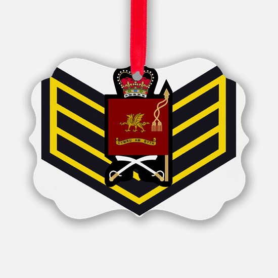 British-Army-Welsh-Guards-CSGT-Pa Ornament