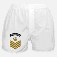 British-Army-Welsh-Guards-CSgt-Khaki Boxer Shorts