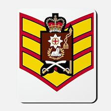British-Army-Coldstream-Guards-CSgt-Bonn Mousepad