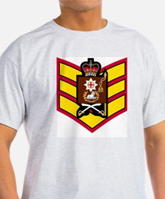 British-Army-Coldstream-Guards-CSgt- T-Shirt