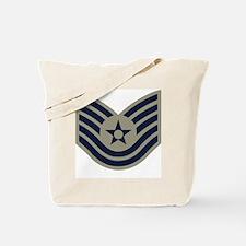 USAF-TSgt-ABU-Four-Inches Tote Bag