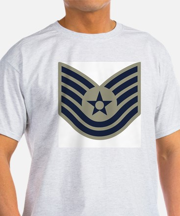 USAF-TSgt-ABU-Four-Inches T-Shirt