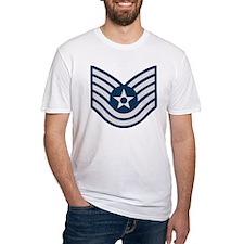 USAF-TSgt-Blue Shirt