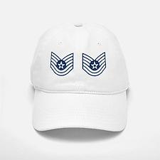 USAF-TSgt-Mug Baseball Baseball Cap