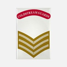 British-Army-Coldstream-Guards-Sg Rectangle Magnet