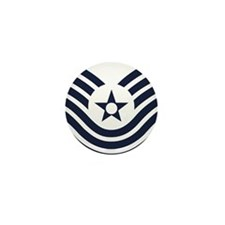 USAF-MSgt-Old-Inverse Mini Button