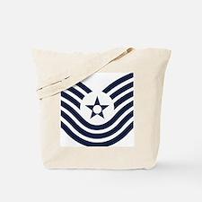 USAF-MSgt-Old-Inverse Tote Bag