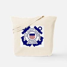 USCG-Retired-Bonnie Tote Bag