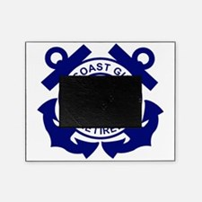 USCG-Retired-Bonnie Picture Frame