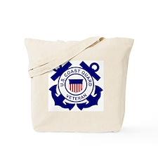 USCG-Veteran-Bonnie Tote Bag