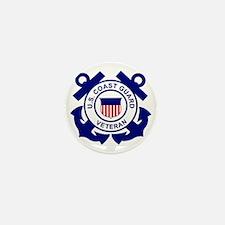 USCG-Veteran-Bonnie Mini Button