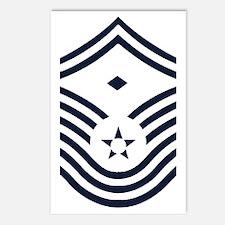 USAF-First-CMSgt-Old-Inve Postcards (Package of 8)