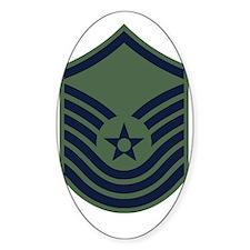 USAF-SMSgt-Old-Green Decal