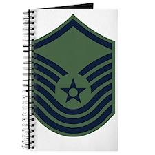 USAF-SMSgt-Old-Green-PNG Journal