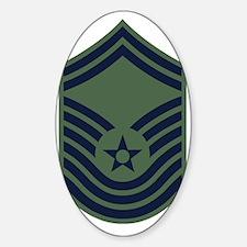 USAF-CMSgt-Old-Green Decal