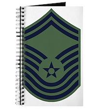 USAF-CMSgt-Old-Green-PNG Journal