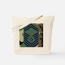 USAF-CMSgt-Old-Mousepad-6 Tote Bag