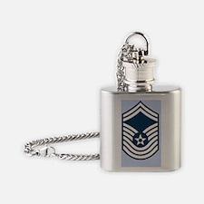 USAF-CMSgt-Old-Journal-1 Flask Necklace