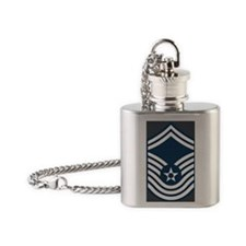 USAF-CMSgt-Old-Journal-2 Flask Necklace