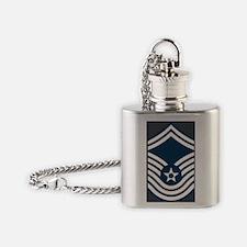 USAF-CMSgt-Old-Journal-2 Flask Necklace