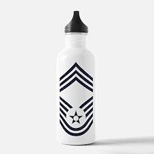 USAF-CMSgt-Inverse Water Bottle