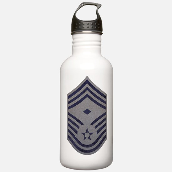 USAF-First-CMSgt-ABU-F Water Bottle