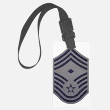 USAF-First-CMSgt-ABU-Fabric-PNG Luggage Tag